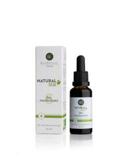 6% Bio CBD Hanfextrakt – NaturalSIX 30ml