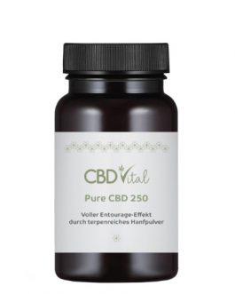 PURE CBD 250 (50%) – Kapseln