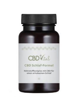 CBD Schlaf-Formel